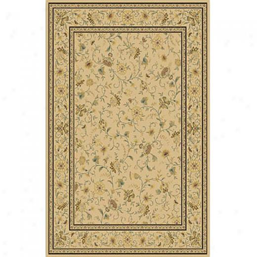 Home Dynamix Monarchy 8 X 10 Ivory 7716 Area Rugs