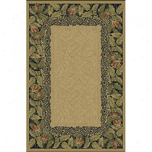 Home Dynamix Natalie 4 X 5 Gold 7303 Area Rugs