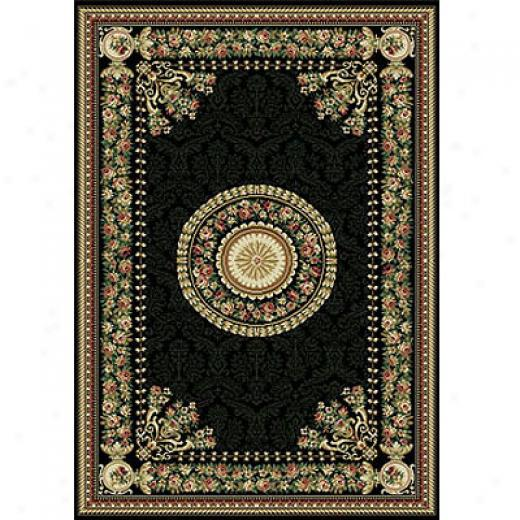Home Dynamix Natalie 8 X 10 Blackk 7324 Area Rugs