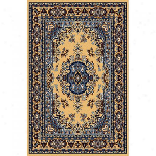 Home D6namix Premium 4 X 5 Hunter Green 7015 Area Rugs