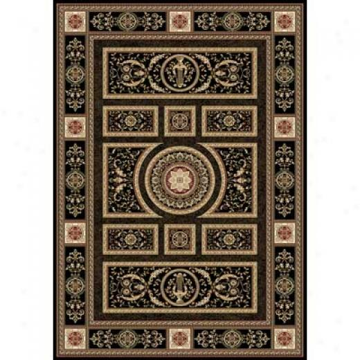 Home Dynamix Regency 12 X 16 Black 8307 Area Rugs