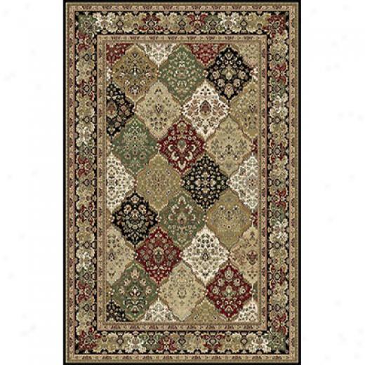 Home Dynamix Regency 2 Runner Black 8307 Area Rugs