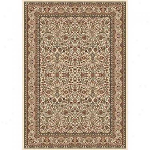 Home Dynamix Regency 3 Runner Ivory Area Rug