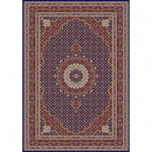 Home Dynamix Regency 2 X 4 Navy 8304 Area Rugs