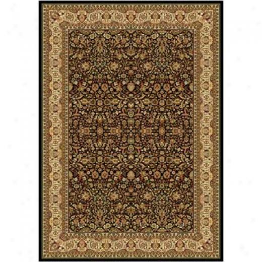 Home Dynamix Regency 3 Runner Black Region Rugs