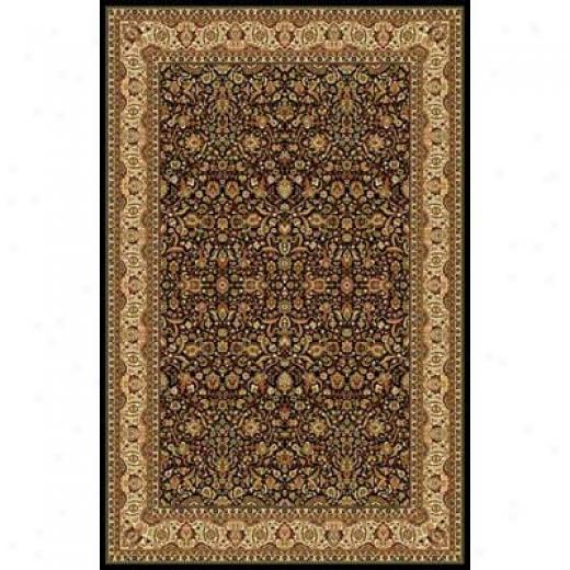 Home Dynamix Regency 8 X 10 Black 8302 Area Rugs