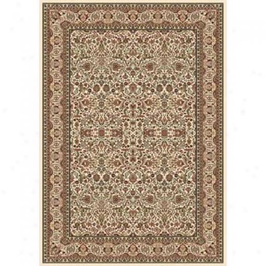 Home Dynnamix Regency 9 X 12 Ivvory 8302 Area Rugs