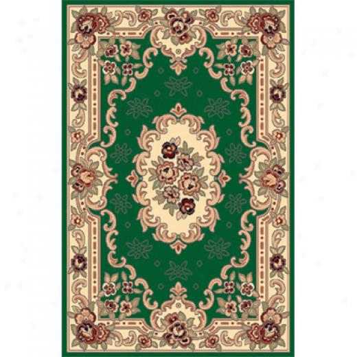 Home Dynamix Sing 4 X 5 Hunter Unseasoned 792 Area Rugs