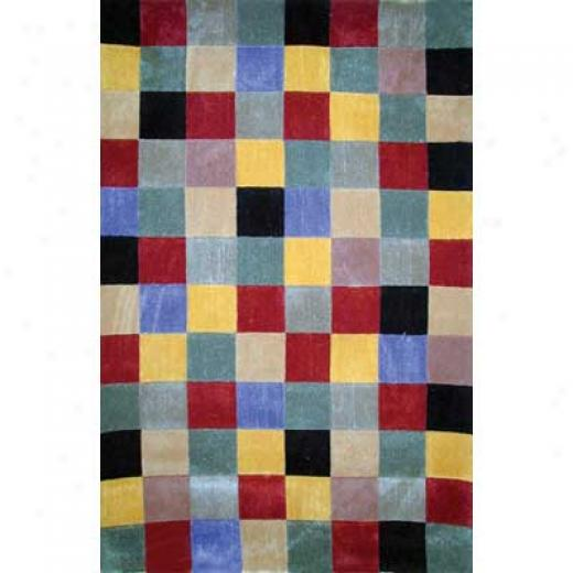 Home Dybamix Tribeca 5 X 8 Downtown Area Rugs