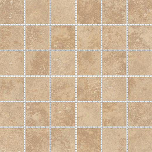 Inc3pa Tahiti 18 X 18 Mosiac Nocce Tile & Stone