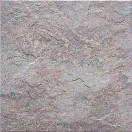 Interceramic Antracite 20 X 20 Luzerne Gray Tile & Stone