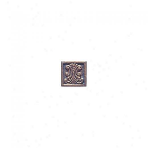 Interceramic Metal Impressions Classic 2 X 2 Deco B Classic Deco B Tile & Stone
