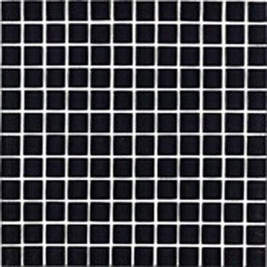 Interceramic Shimmer Interglass (mosaic) 1 X 1 Matte Midnight Tile & Stone