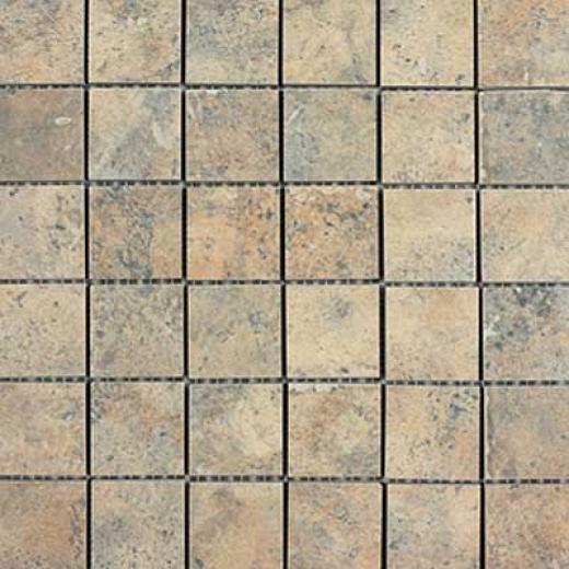 Italgres Scabos Mosaic Azul Tile & Stone