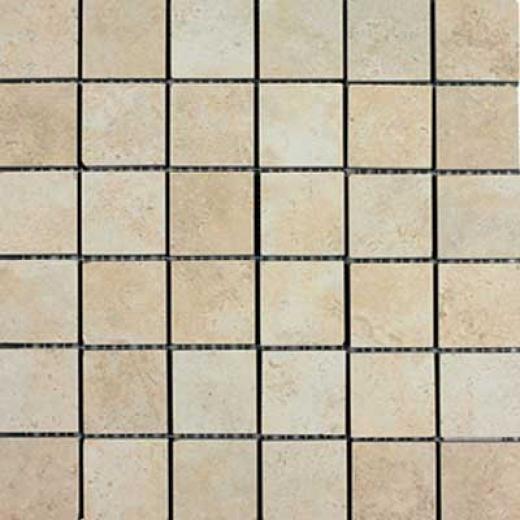 Italgres Scabos Mosaic Marfil Tile & Stone