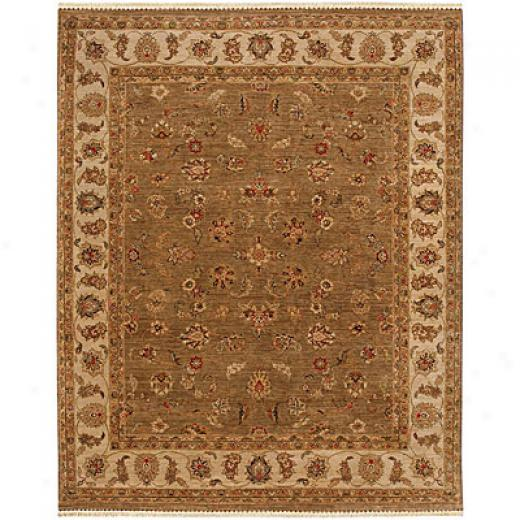 Jaipur Rugs Inc. Opus 6 X 9 Caymus Lead Gray Soft Gold Area Rugs