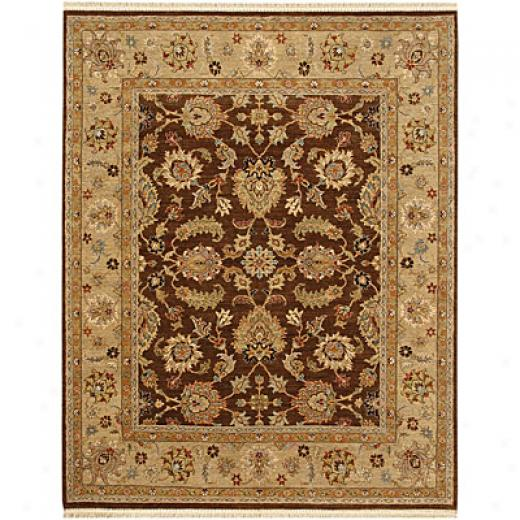 Jaipur Rugs Inc. Opus 9 X 12 Morin Cocoa Sand Area Ruggss