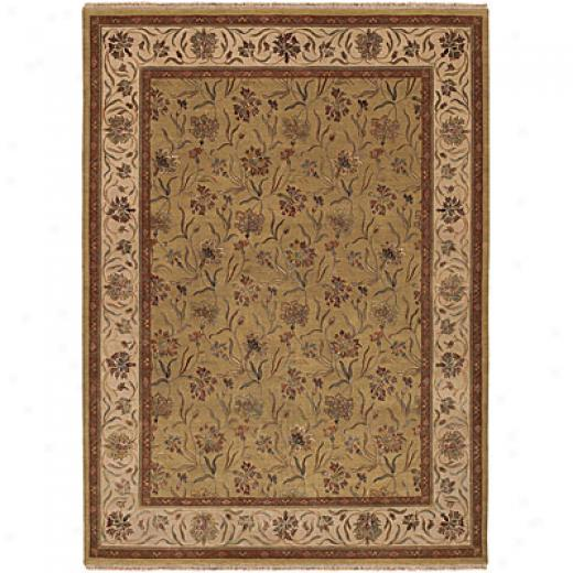 Jaipur Rugs Inc. Palatine 9 X 12 Lilly Soft Green Dark Ivory Area Rugs