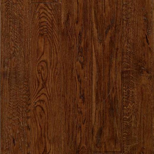 Junckers Engineered 7 White Oak Espresso Hardwood Flooring
