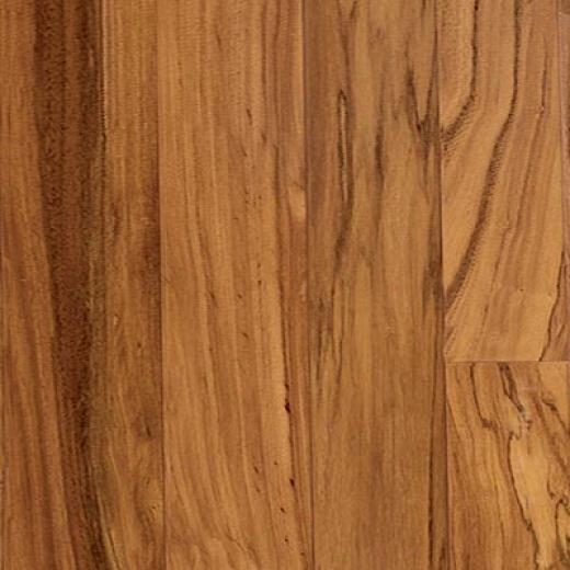 Junckers Engineered Doussie Hardwood Flooring