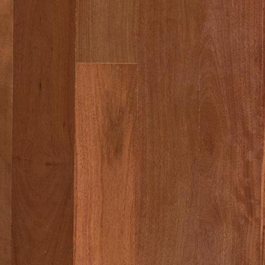 Junckers Engineered Santos Mahogany Hardwood Flooring