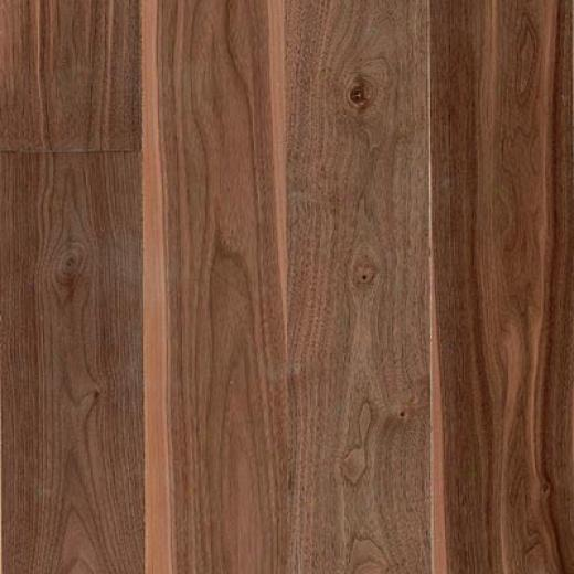 Junckers Engineered Walnut Hardwood Flooring
