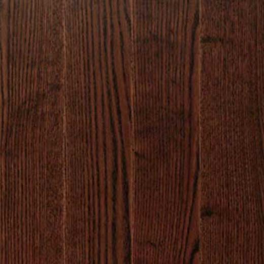 Kahrs American Traditionals 1 Strip Red Oak Tahoe Hardwood Flooring