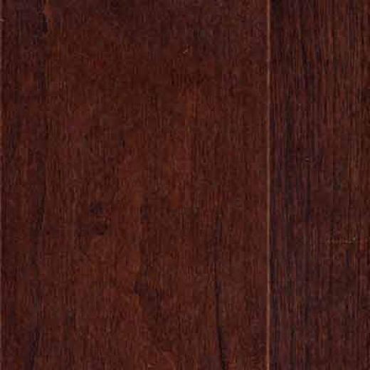 Kahrs Linnea 1-qtrip Cherry Mocha Hardwood Fkooring