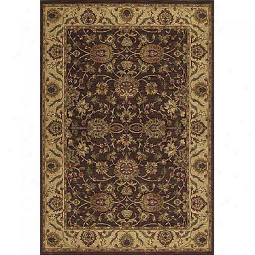 Kaleen Solace 2 X 3 Wilmington Mocha Area Rugs