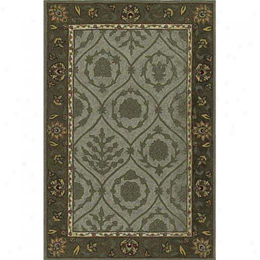 Kaleen Home & Porch 2 X 3 Turner Creek Robins Egg Area Rugs