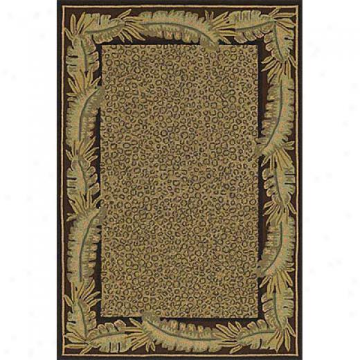 Kaleen Hme & Porch 2 X 6 Lazoretto Sable Area Rugs