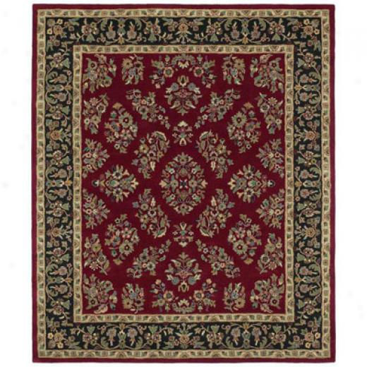 Kaleen Khazana 3 X 5 Red Area Rugs