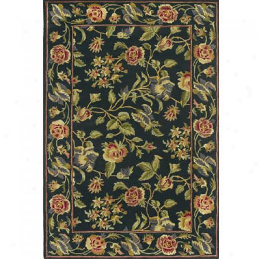Kaleen Khazana 5 X 8 Charleston Red Area Rugs