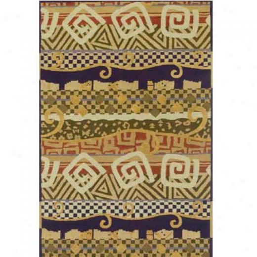 Kaleen Moods 5 X 8 Bngalore Ecru Area Rugs