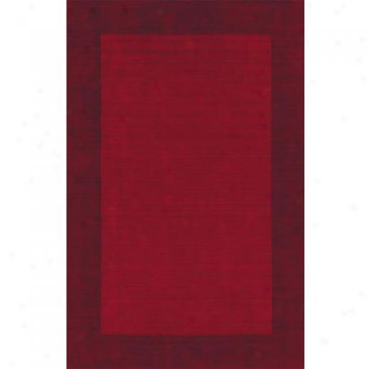 Kaleen Regency 3 X 9 Runner Red Area Rugs
