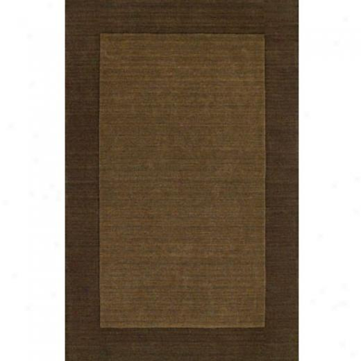 Kaoen Regency 8 X 10 Chocolate Area Rugs