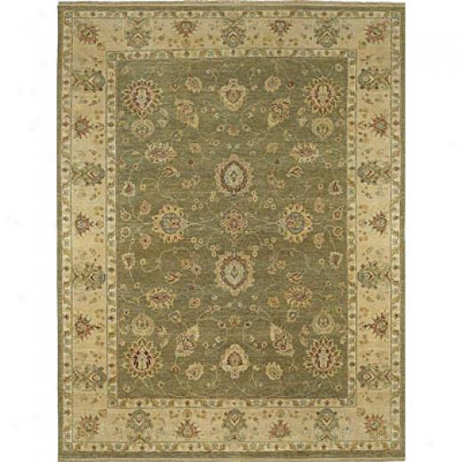 Kaleen Royal Signature 8 X 10 Demonte Rust Area Rugs