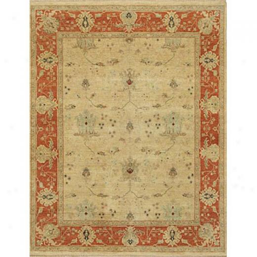 Kaleen Magnificent Signature 9 X 12 Steward Gold Area Rugs