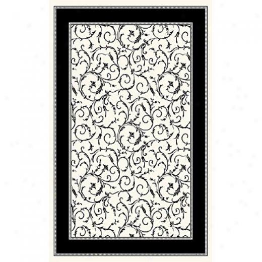 Black Area Rugs - Black Rugs