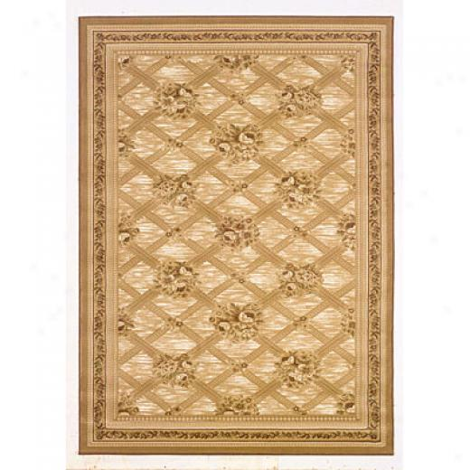 Kane Carpet American Dream 9 X 13 Parisienne Maple Cream Area Rugs