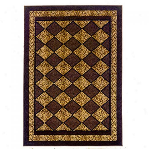 Kane Carpet American Dream 9 X 13 Wild Asia Ocelot Area Rugs