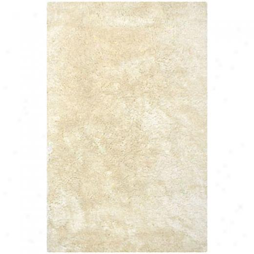 Kane Carpet Cloud Nine Shag 4 X 6 Posh Ivory Area Rugs