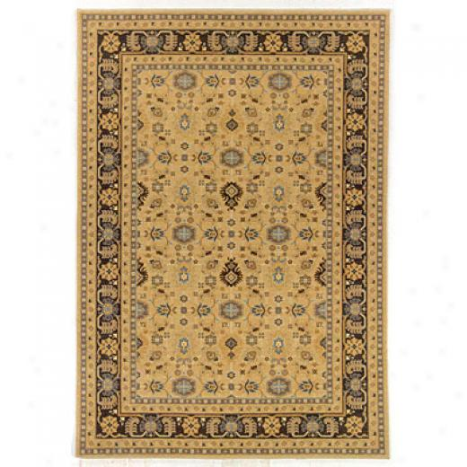 Kane Carpet Legacy 9 X 13 Oushak Gold Area Rugs