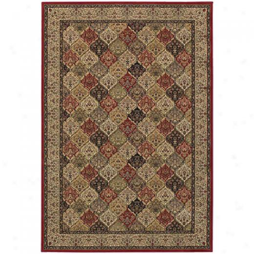 Kane Carpet Majestic 8 X 10 Bachtiari Neutral Area Rugs