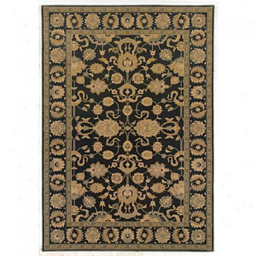 Kane Carpet Regency 8 X 10 Jarkarta Charcoal Area Rugs
