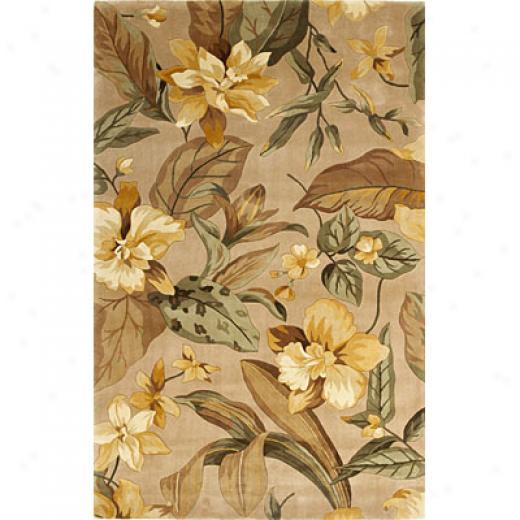 Kas Oriental Rugs. Inc. Catalina Runner 2 X 8 Magnolia Catalina Beige/yellow Exotics Area Rugs