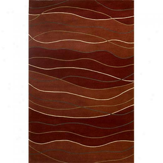 Kas Orientl Rugs. Inc. Signature 9 X 13 Signature Sahara Waves Area Rugs