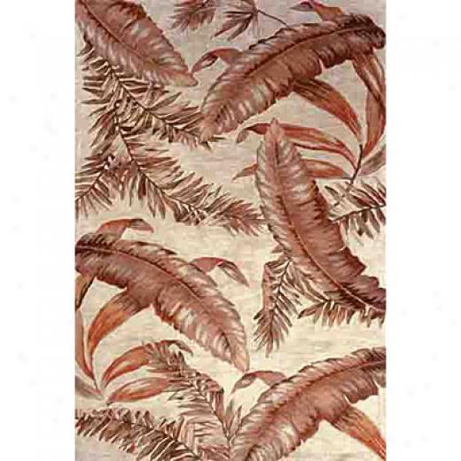 Kas Oriental Rugs. Inc. Sparta 8 X 11 Sparta Ivory Ferns Area Rugs