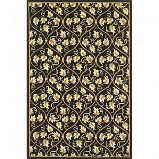 Kas Oriental Rugs. Inc. Veranda 3 X 5 Veranda Sage/ivory Vines Area Rugs