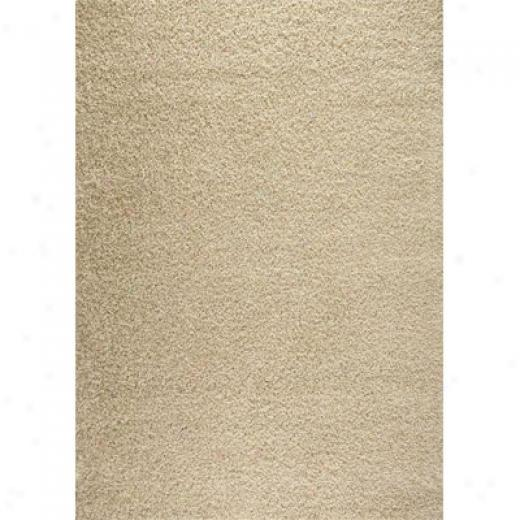 Klaussner Home Furnishings Ground Cover 8 X 10 Putty Area Rugs